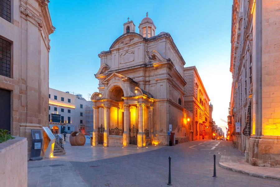 Church of Saint Catherine of Italy