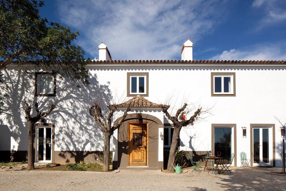 Traditional quinta near Evora