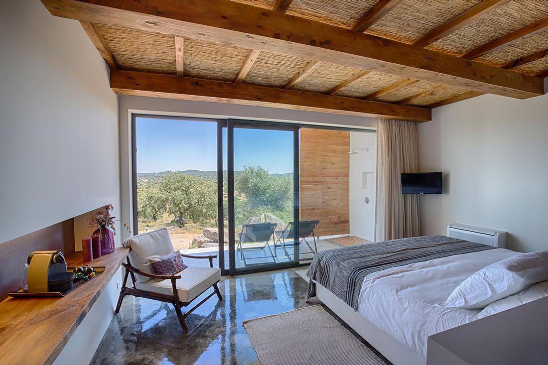 Rustic room design