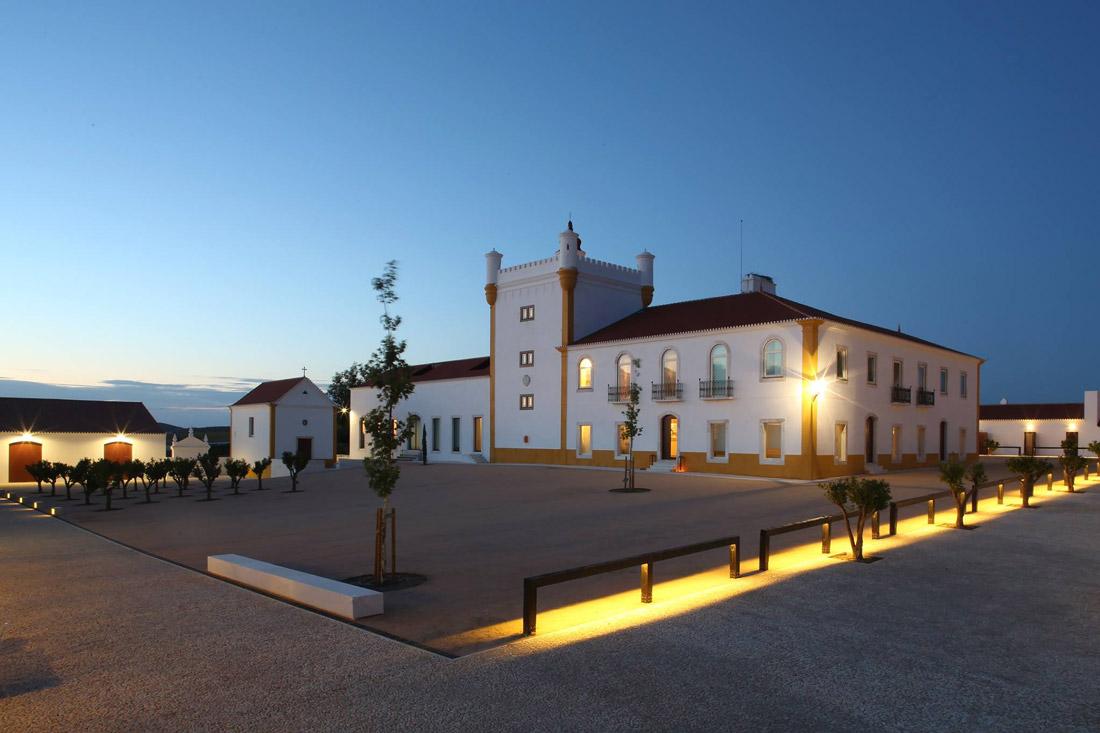 Wine hotel in Alentejo