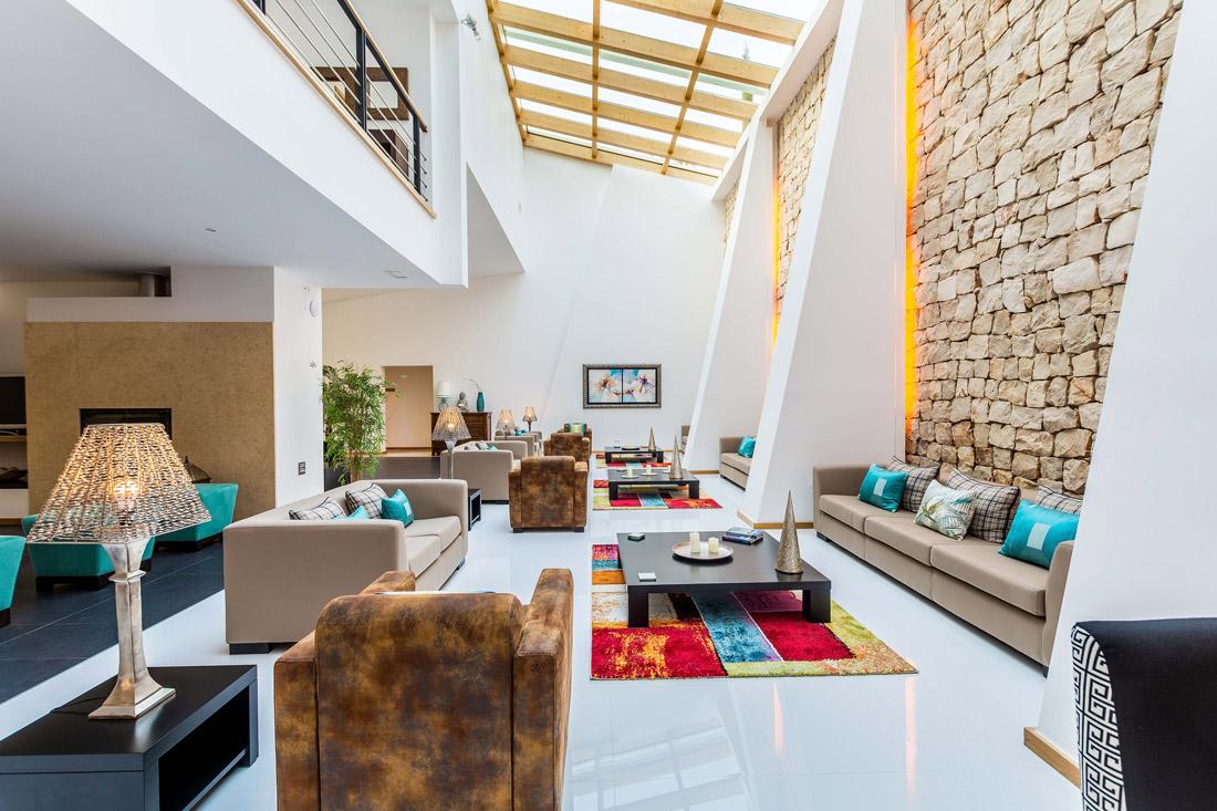 5-star design hotel