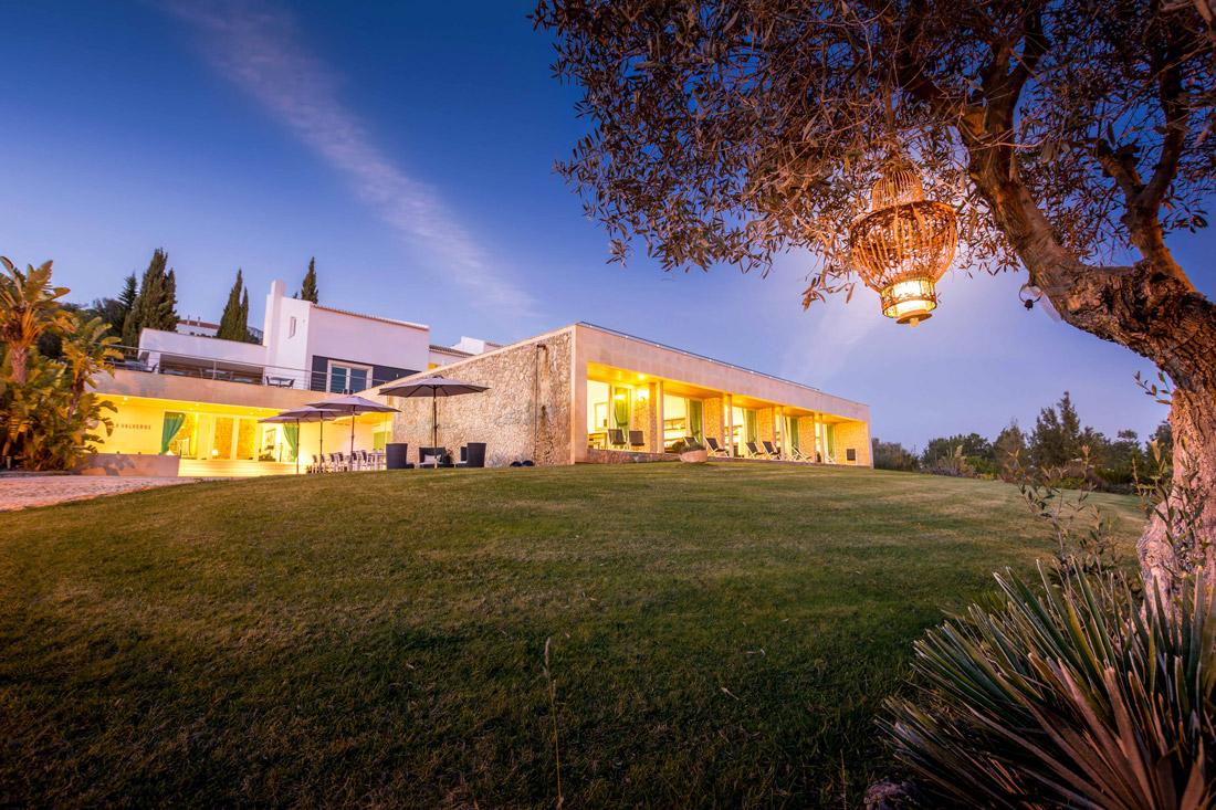 Country hotel in the Algarve
