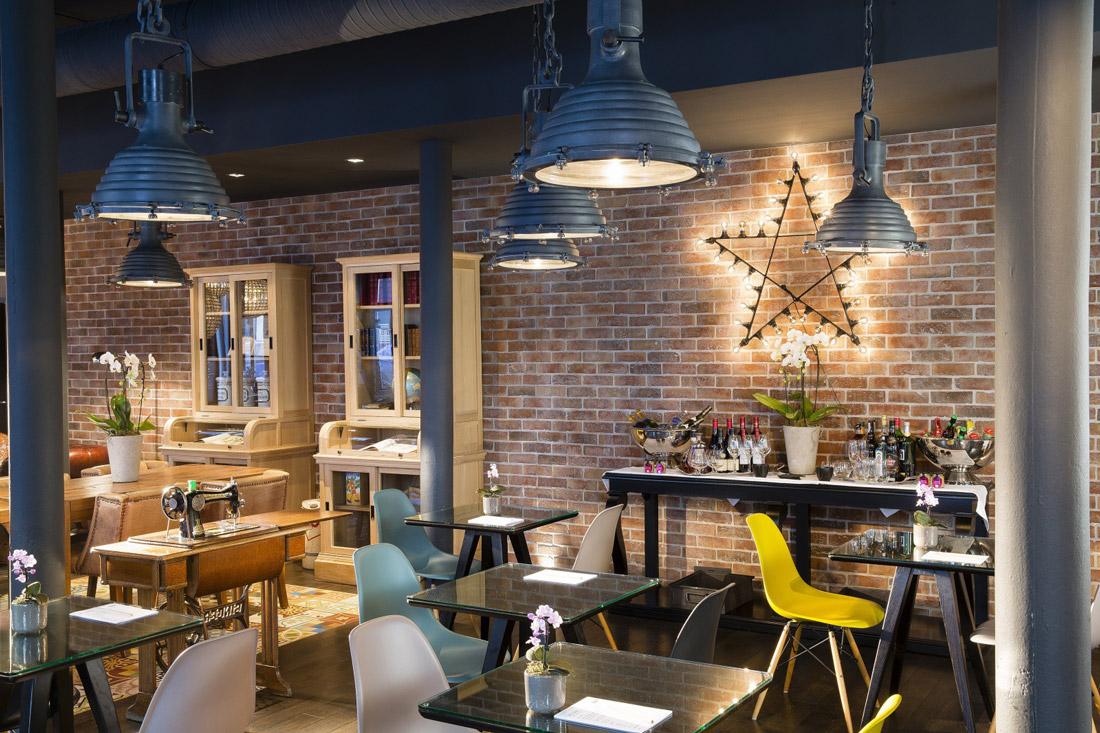 Fabric Hotel's Honesty Bar