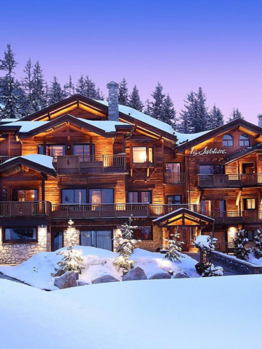 Alpine retreat in Courchevel 1850
