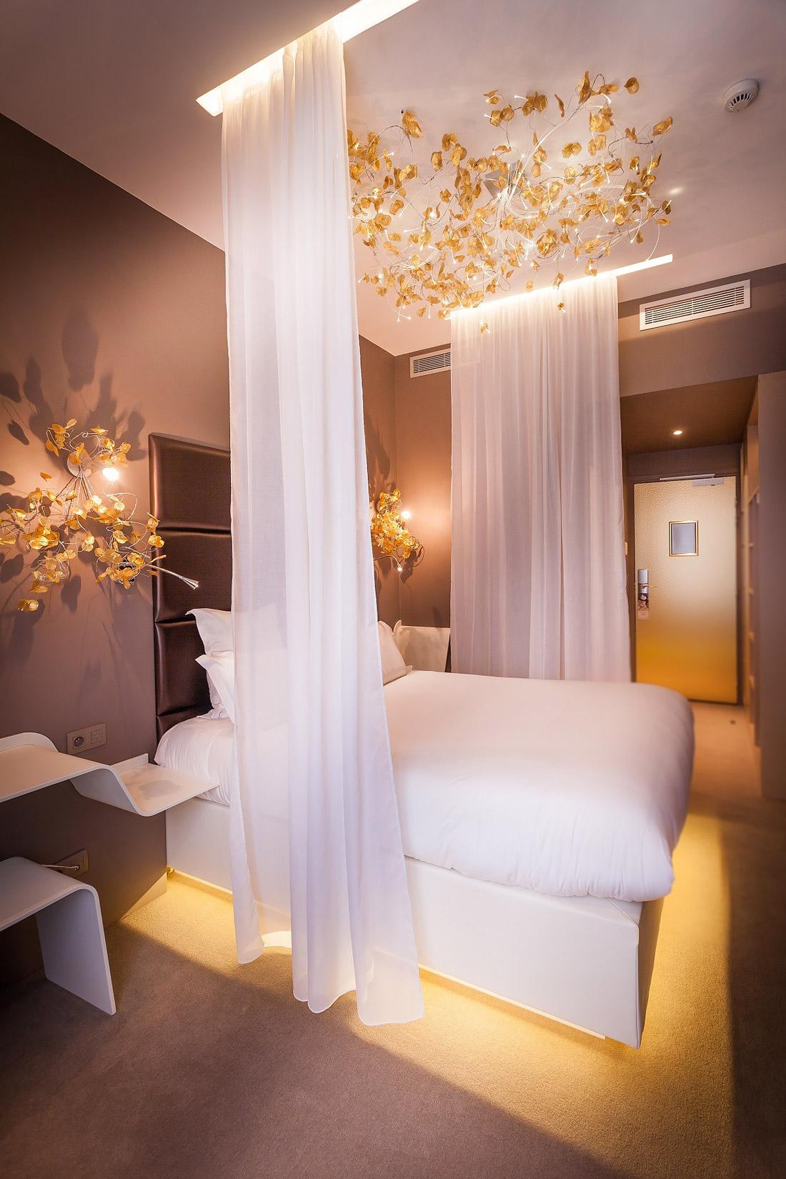 Best designed hotel room