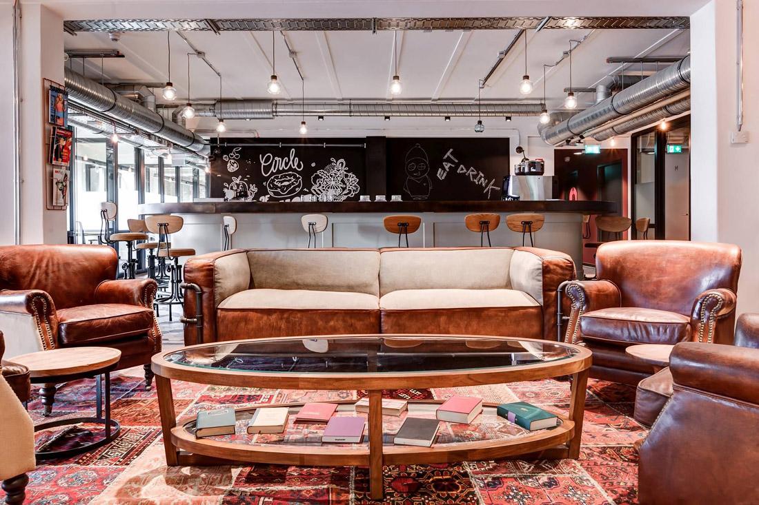Coworking space in Hamburg