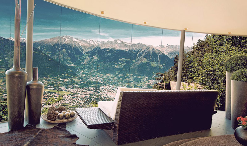 Boutique hotel in South Tyrol