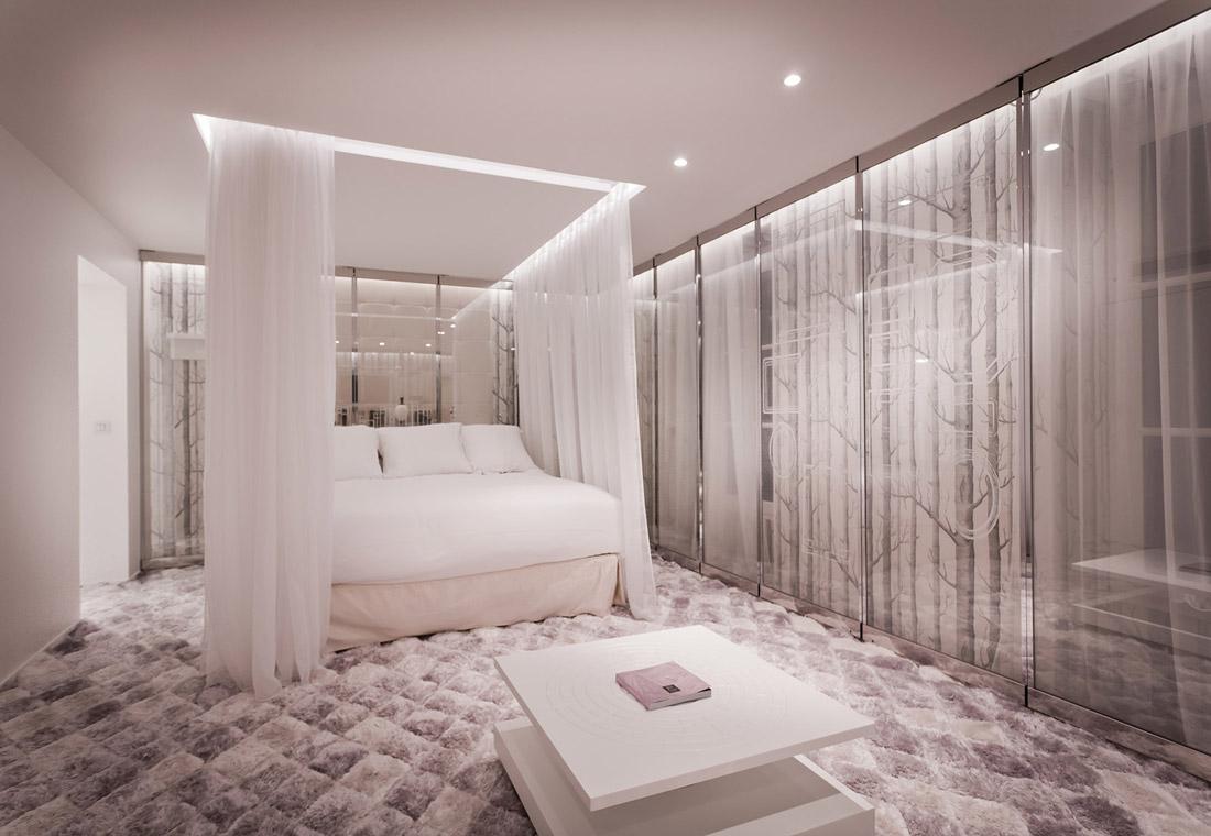 Design-centric hotel in the 5th arrondissement