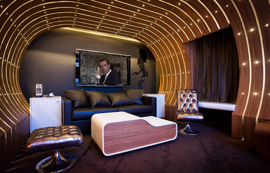 Best designed boutique hotel in Paris