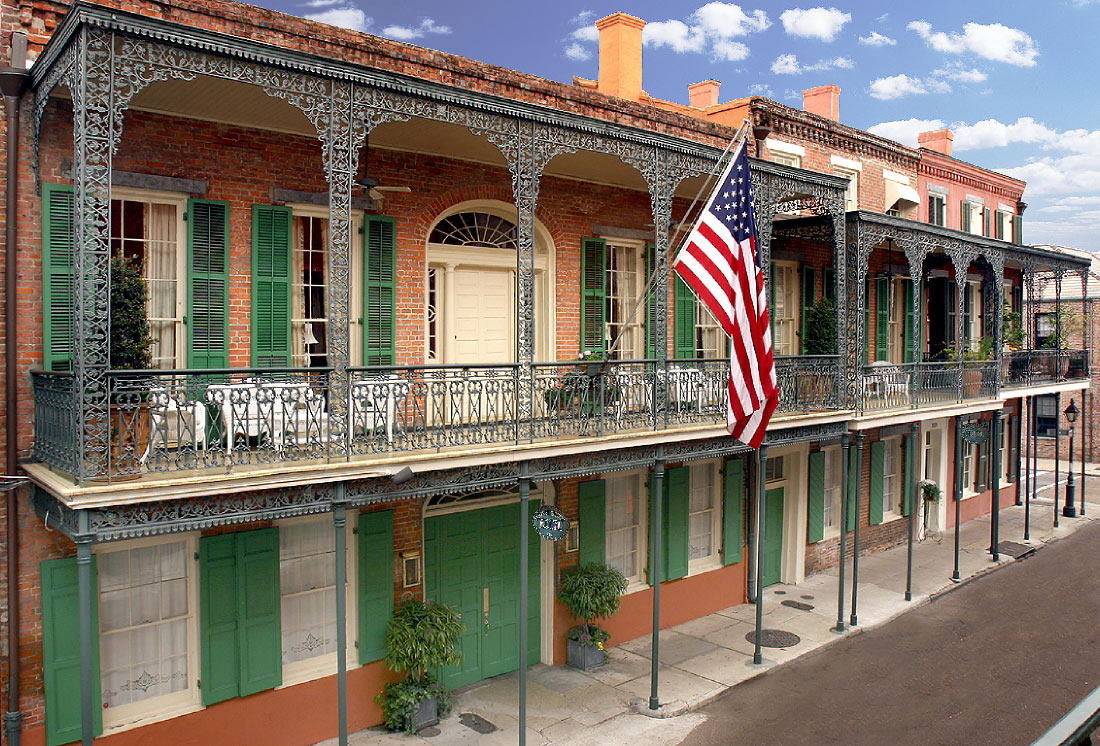 Best historic hotel in French Quarter