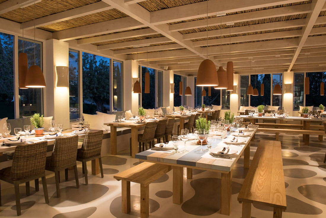 À Terra Restaurant