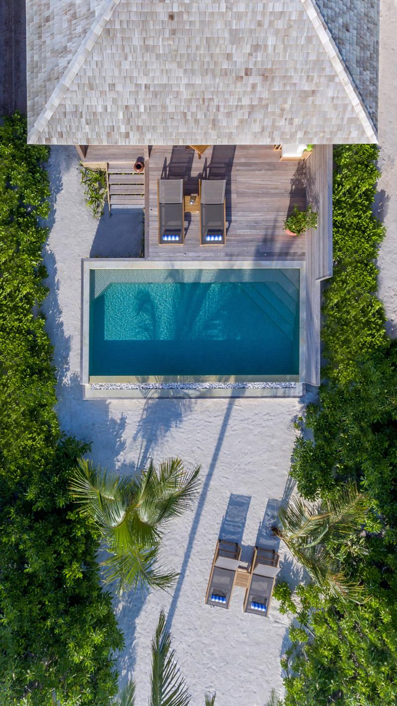 Oceanfront house