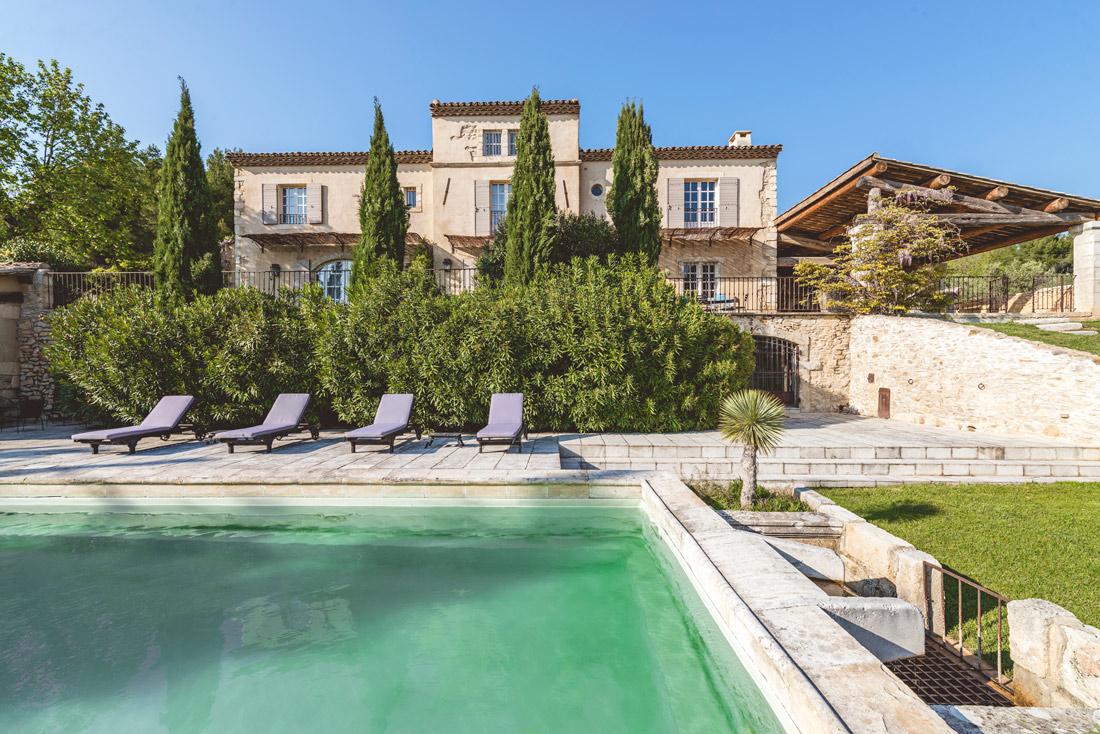 Provençal farmhouse