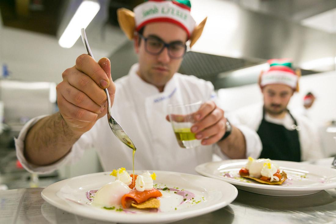 Elfs cooking