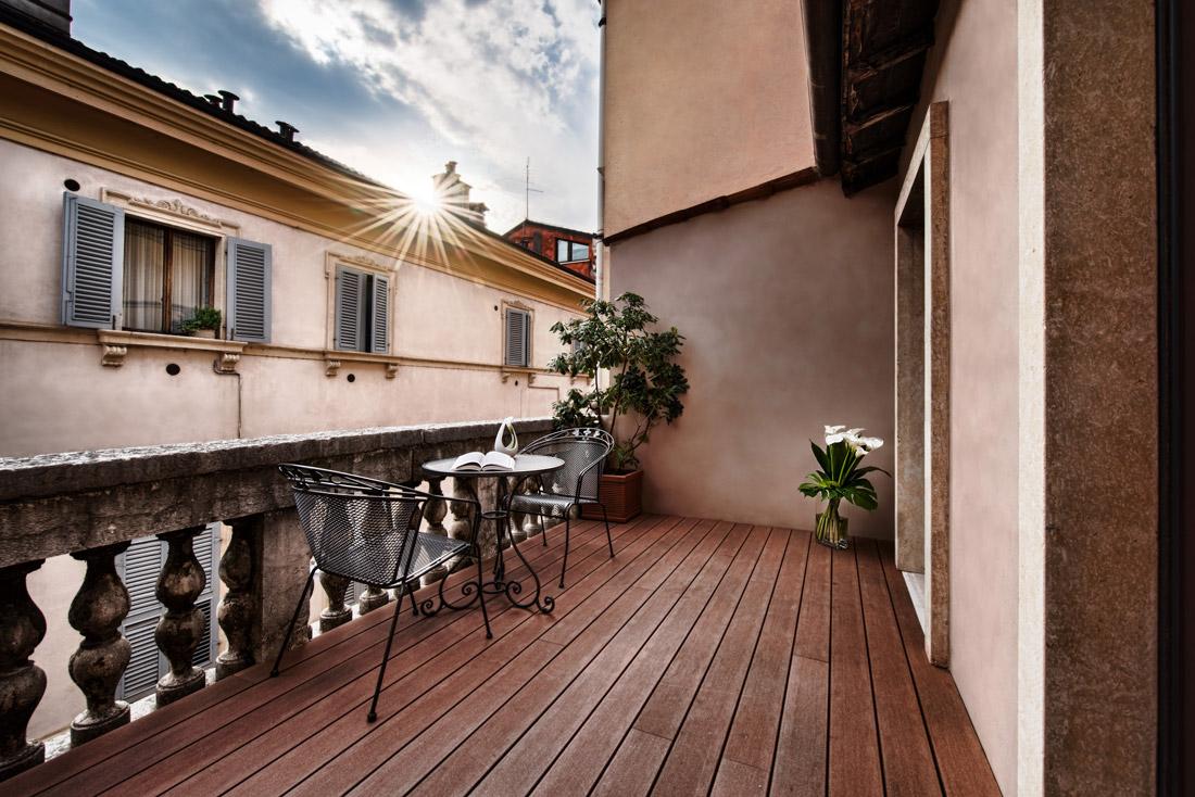 Terrace in Verona
