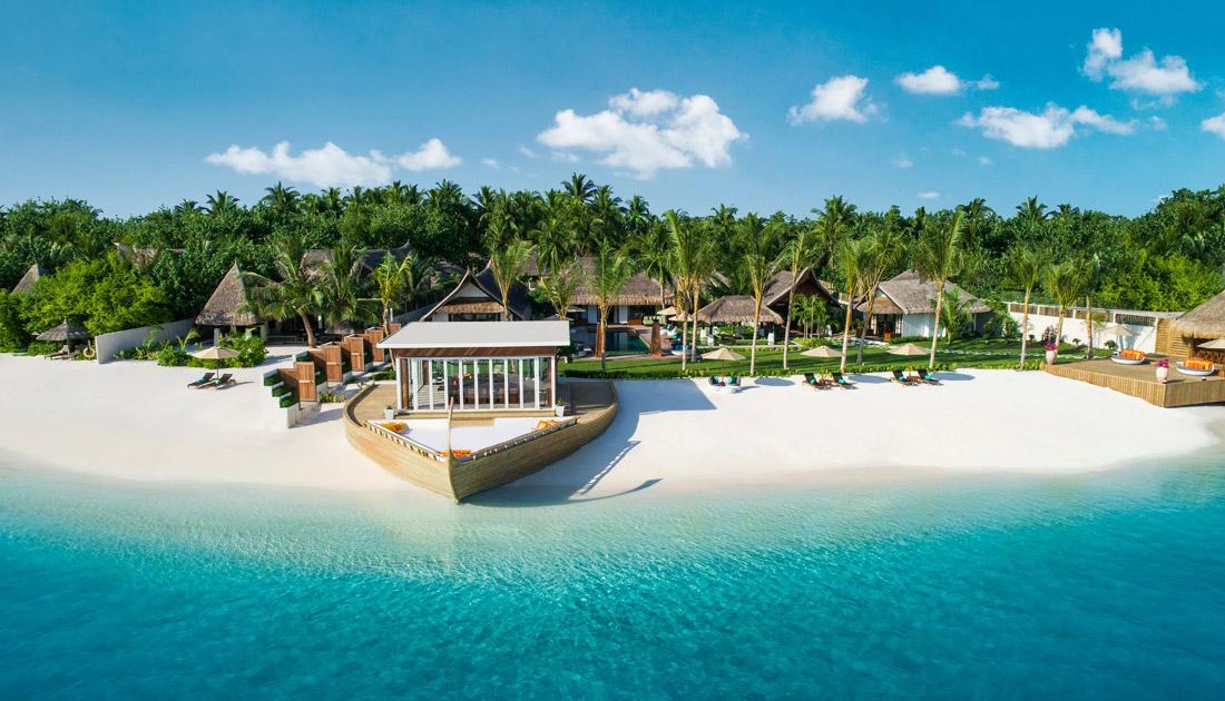 Beach residences