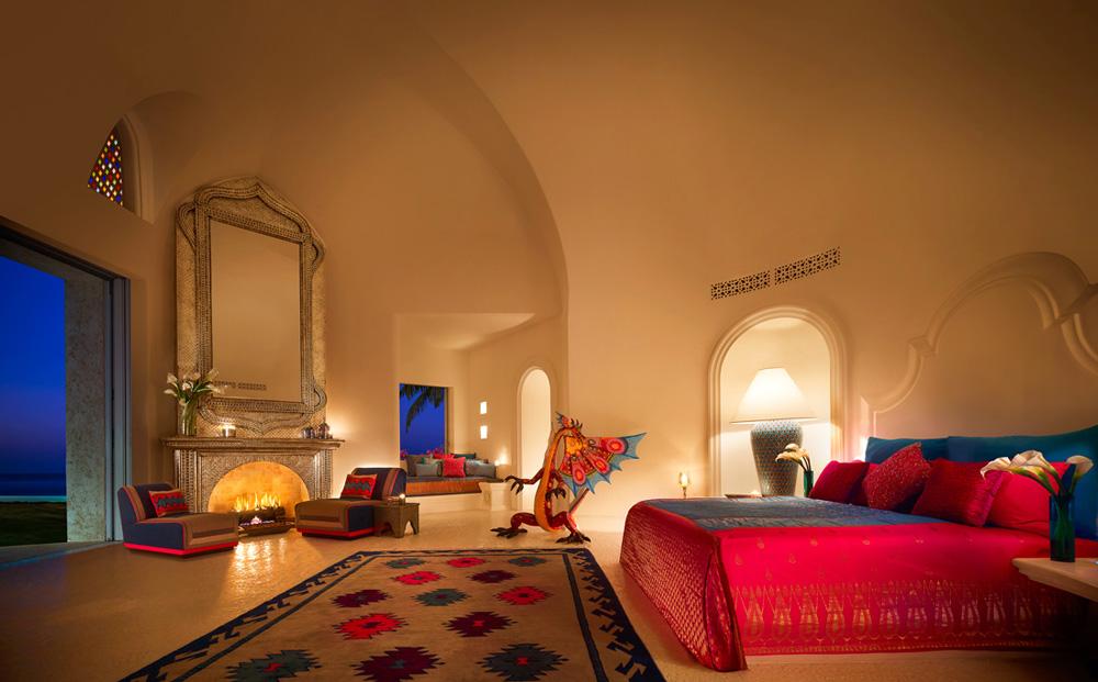 Spectacular bedroom design
