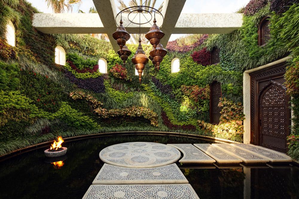 Opulent villa in Mexico