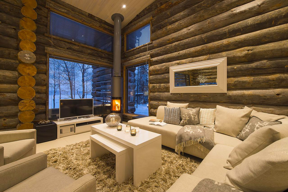 Cozy retreat