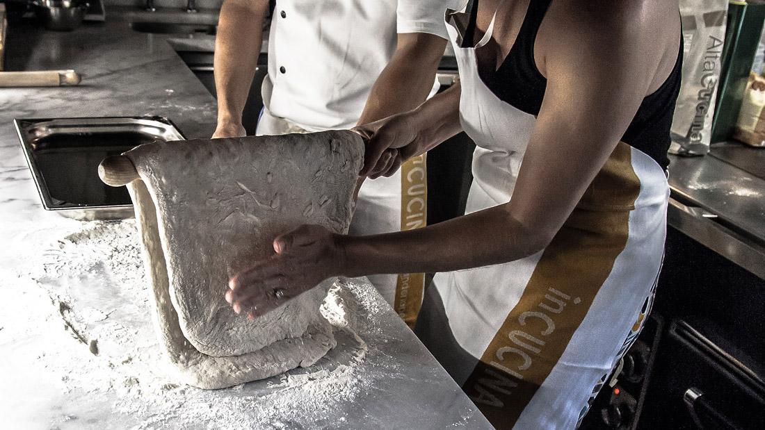 Cooking class in Chianti