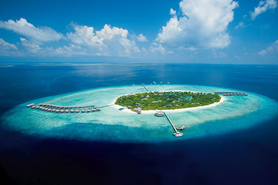 One of the best hotels in Maldives
