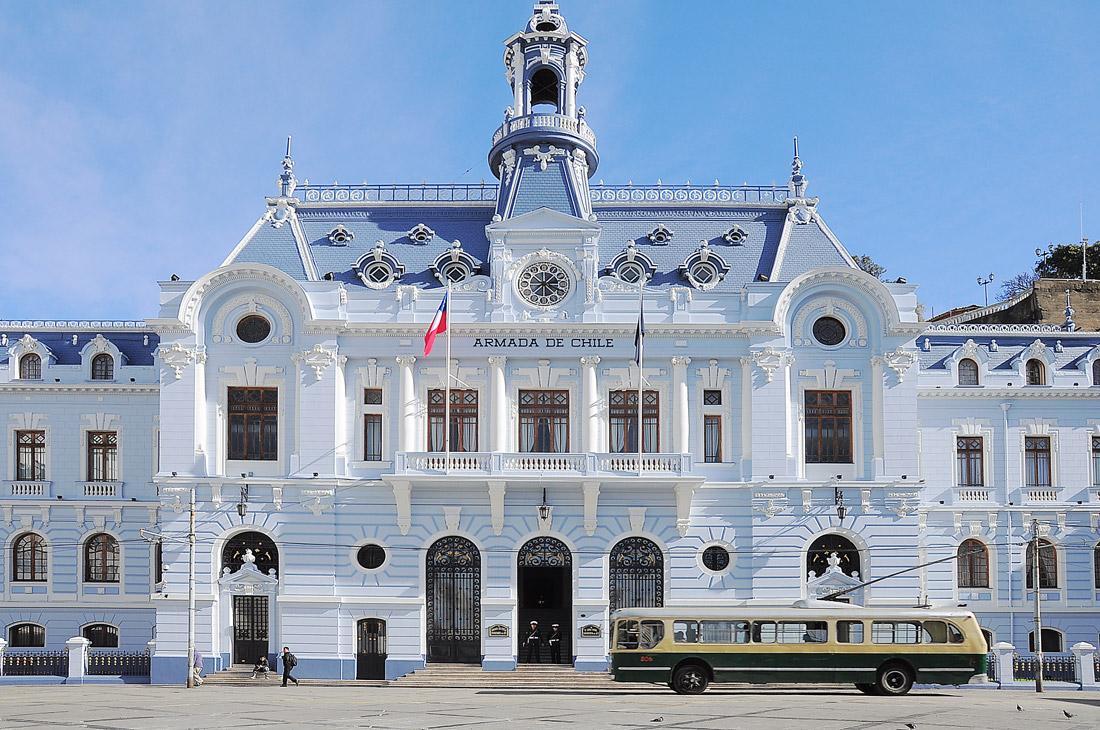 Armada de Chile building