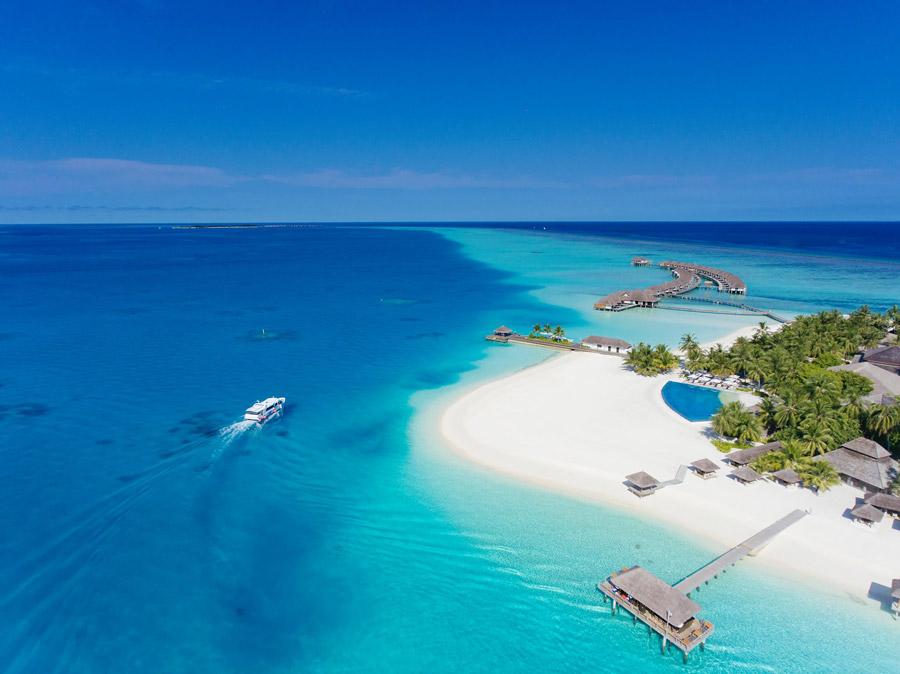Island in South Malé Atoll
