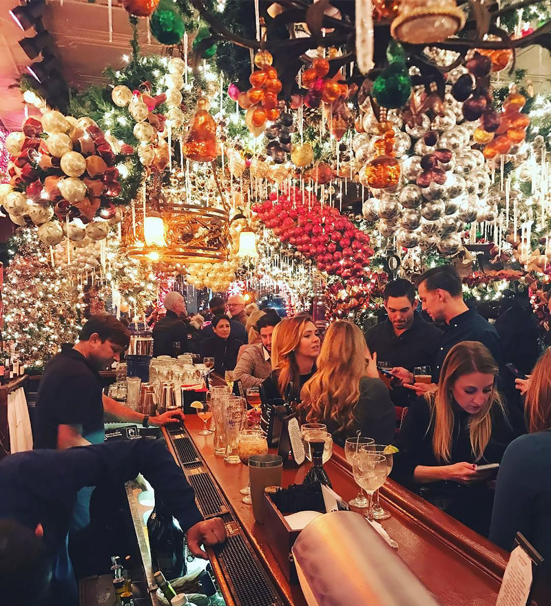 Christmas Restaurant Nyc.13 Best Things To Do In Nyc In December 2018