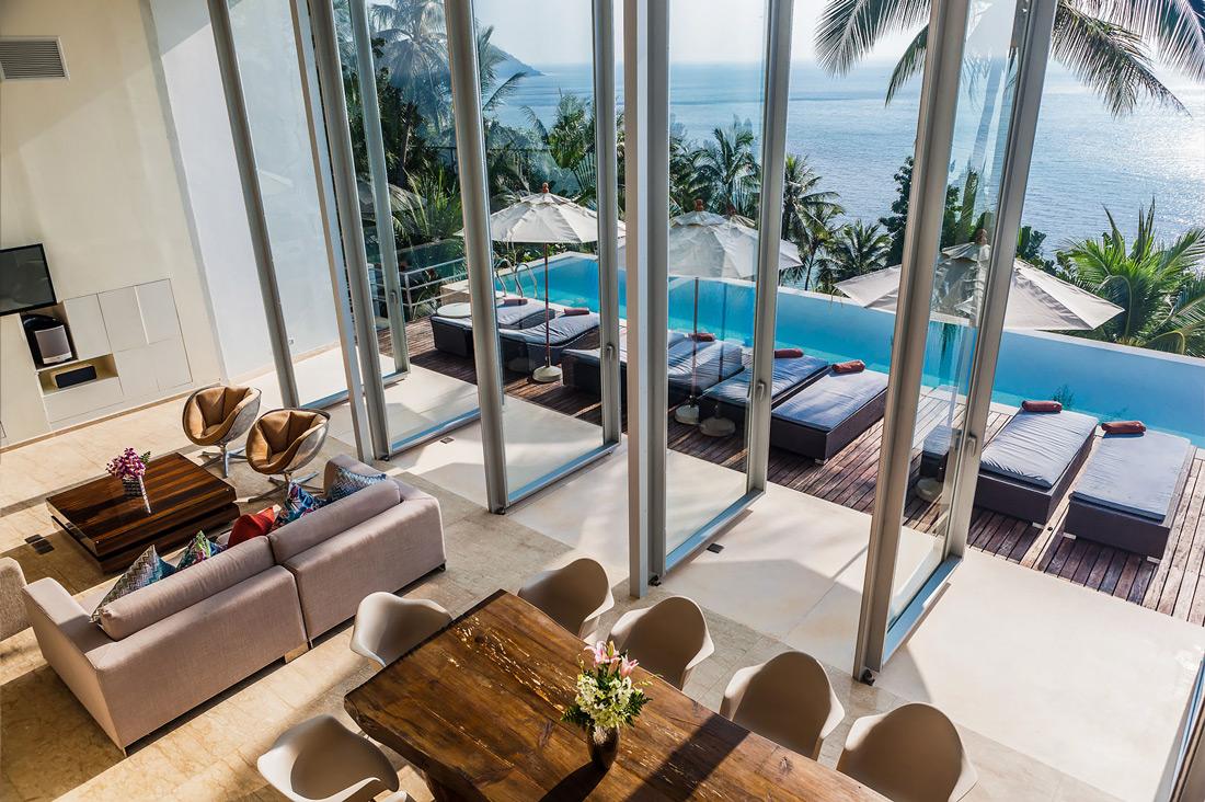 7 Magnificent Hilltop Villas for Rent in Koh Samui