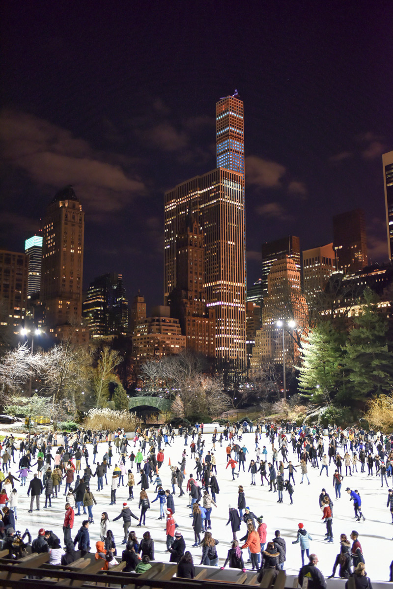 Wollman Rink, Central Park