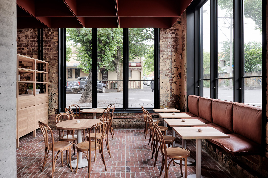 Bentwood Fitzroy Cafe