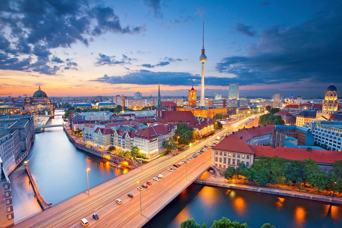 Germany's cool capital