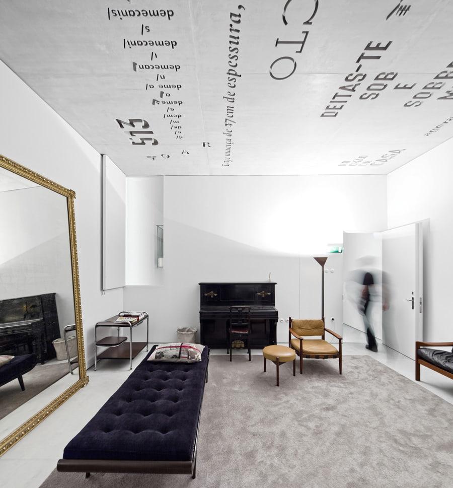 Modern boutique hotel in Porto