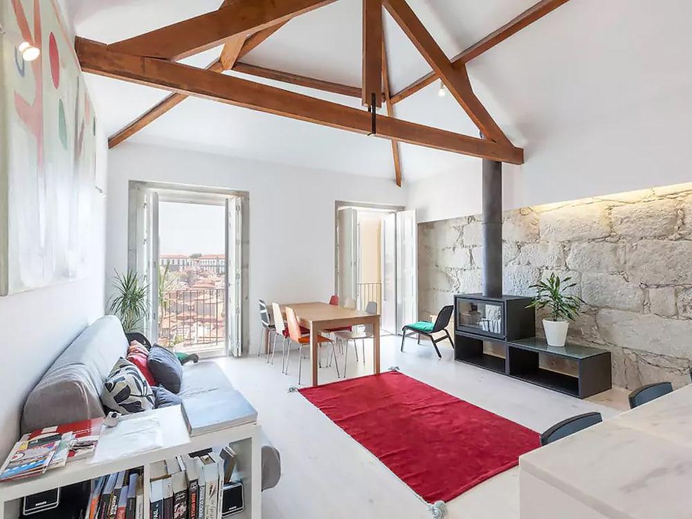 Short term rental in Porto