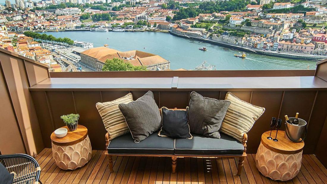 Boutique hotel in the center of Porto