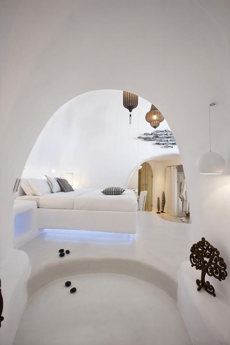 Villa for rent in Santorini