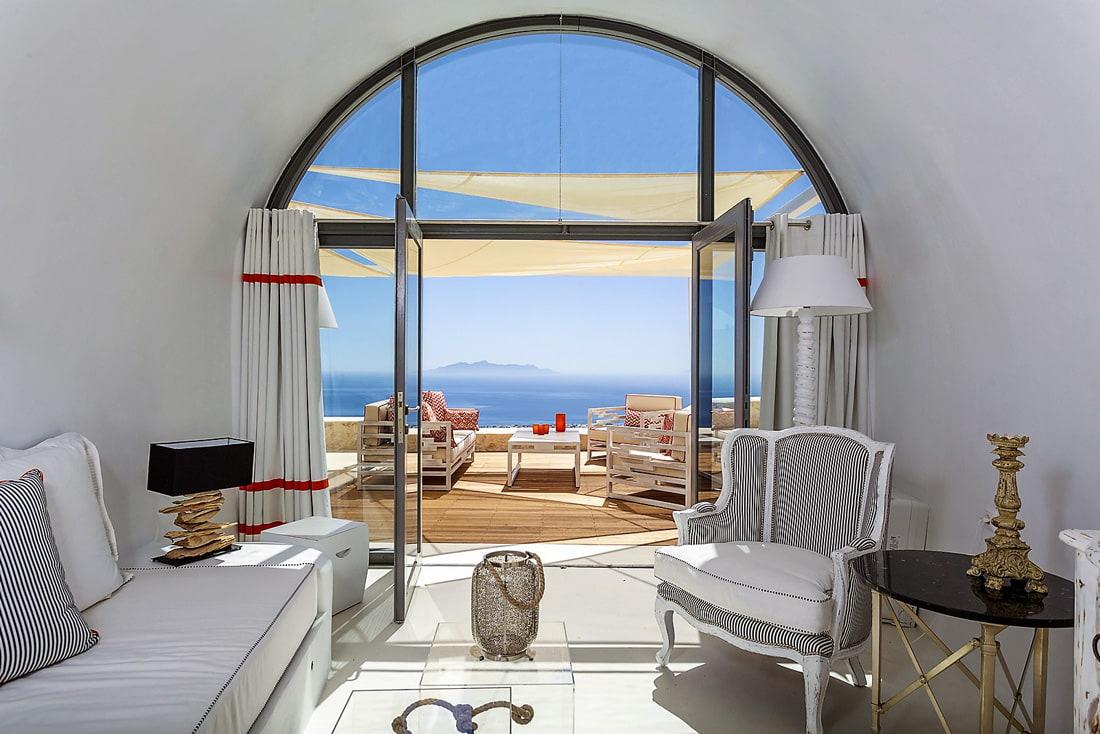 Kamini Santorini Villa