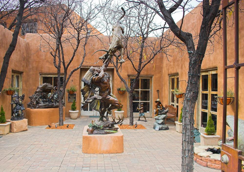 Art in Santa Fe