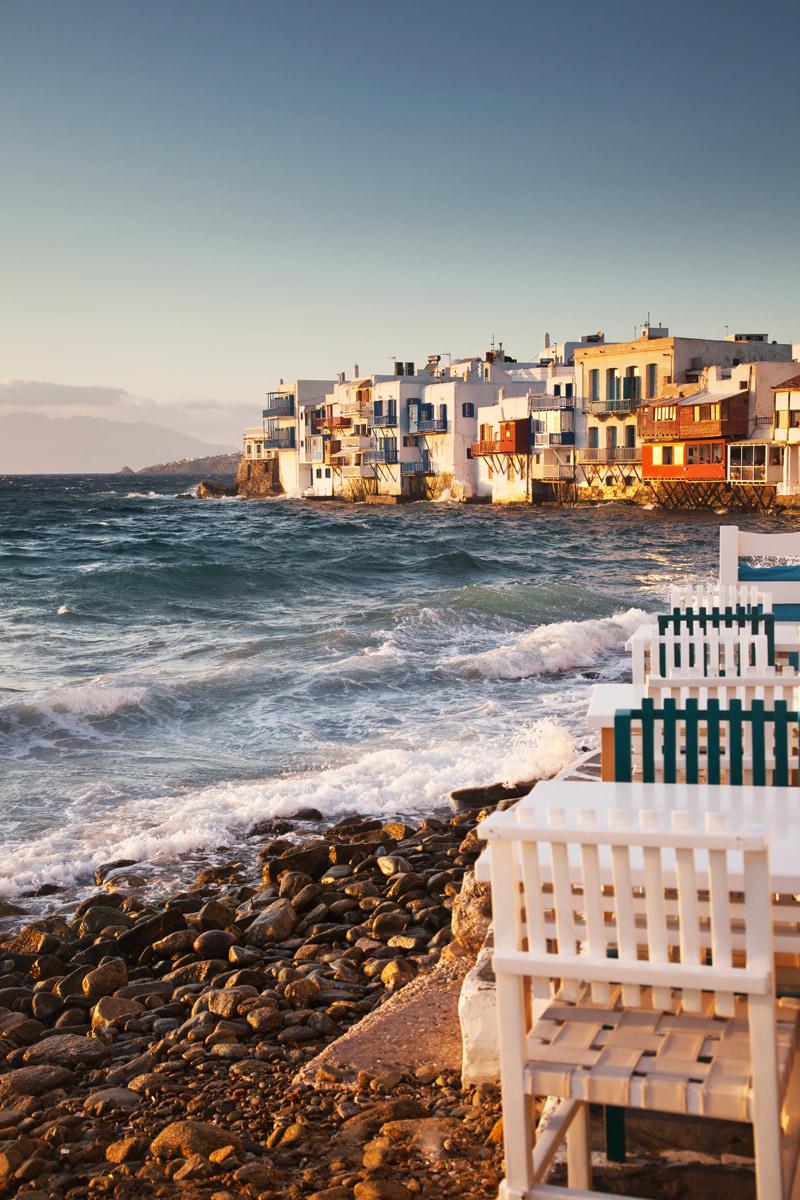 Tourist destination in Europe