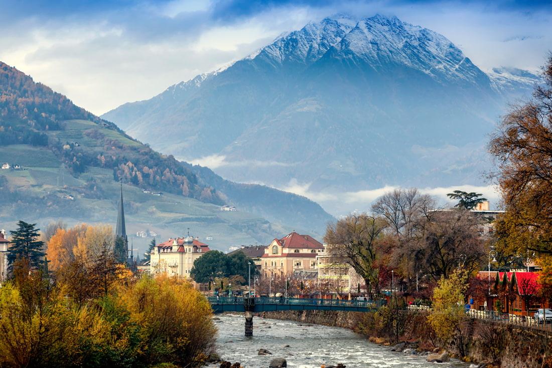 Merano, South Tyrol