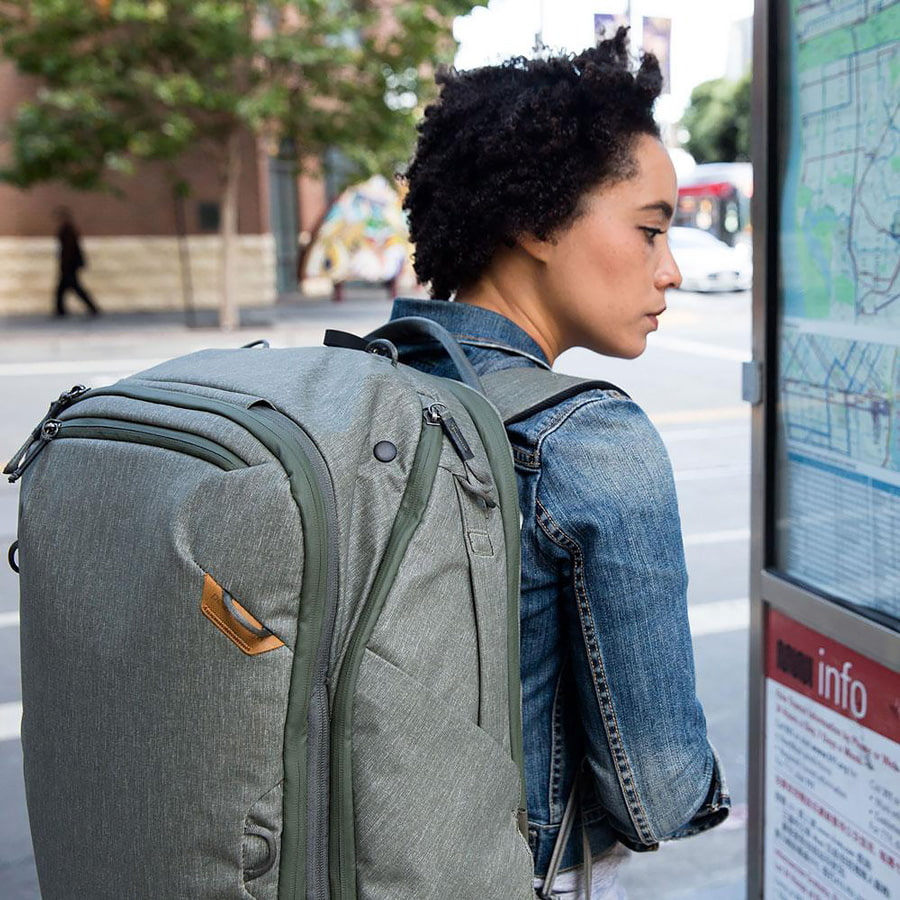 Coolest travel backpack