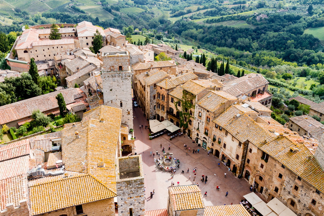 Best time to visit Tuscany