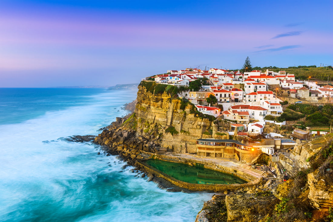 Most beautiful town in Portugal