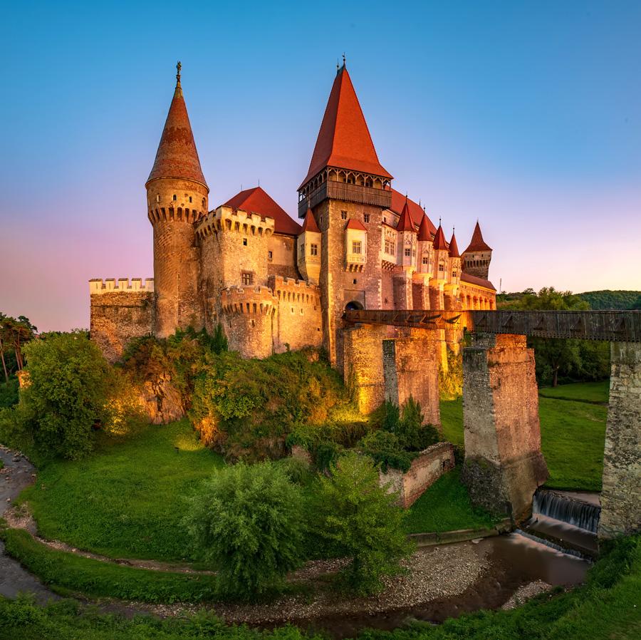 Corvin Castle, Hunedoara