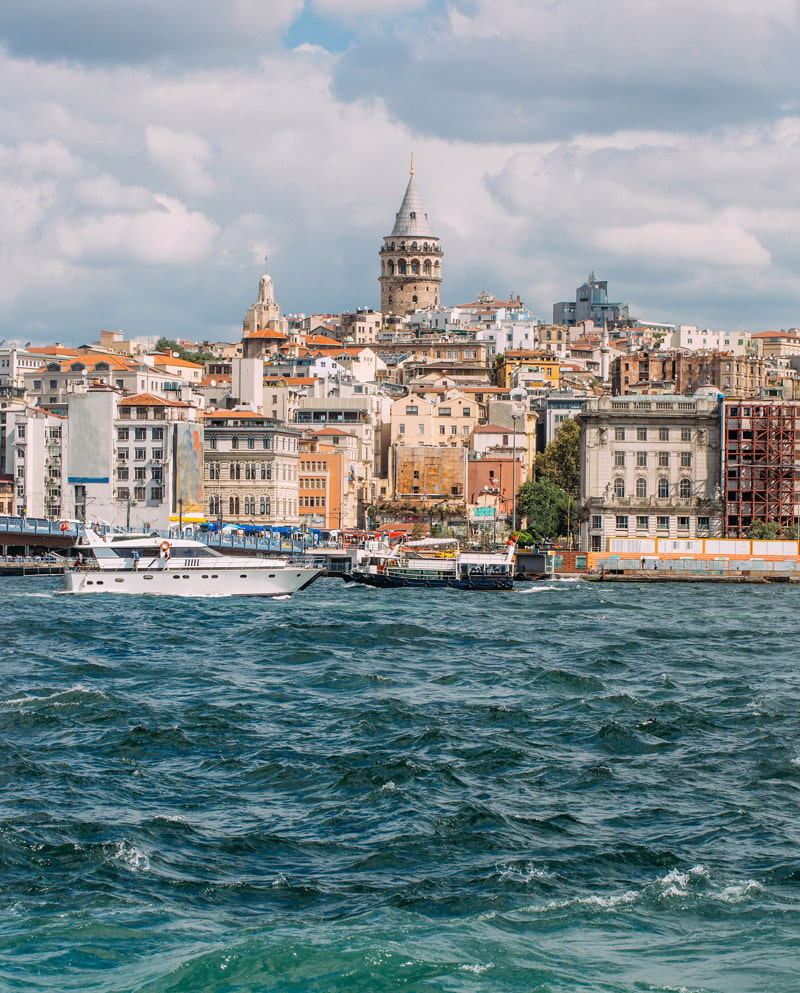 Istanbul, the most dramatic city in Europe