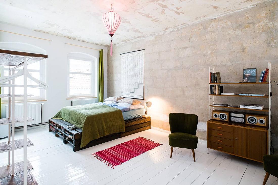 Designer apartment for rent in Berlin