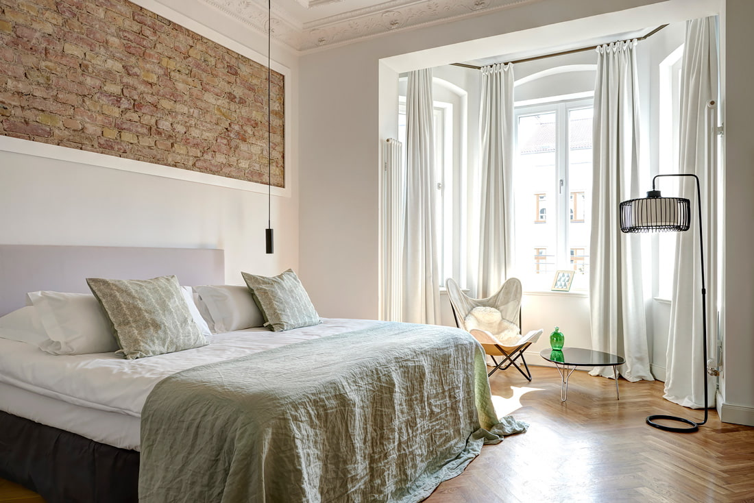 Apartment rental in the Mitte district