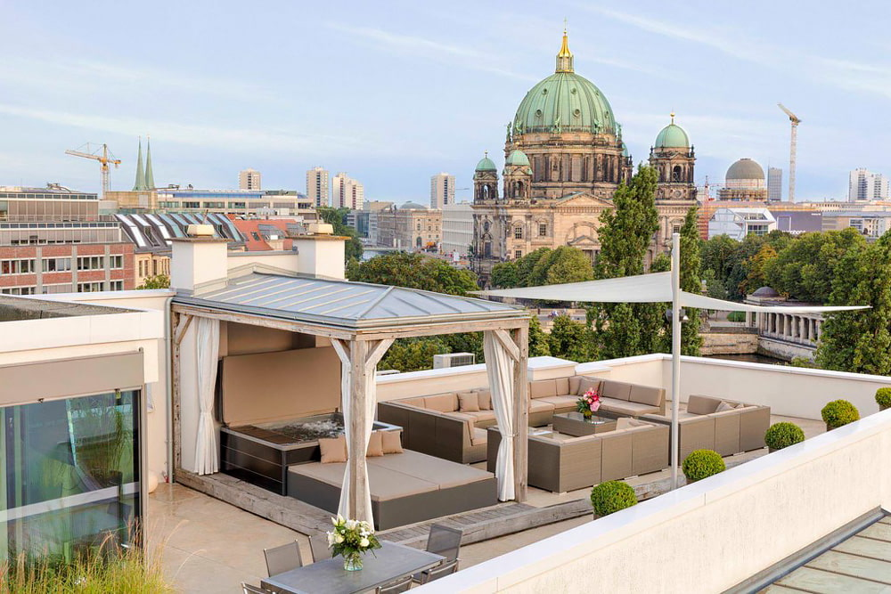 Luxury penthouse in Berlin