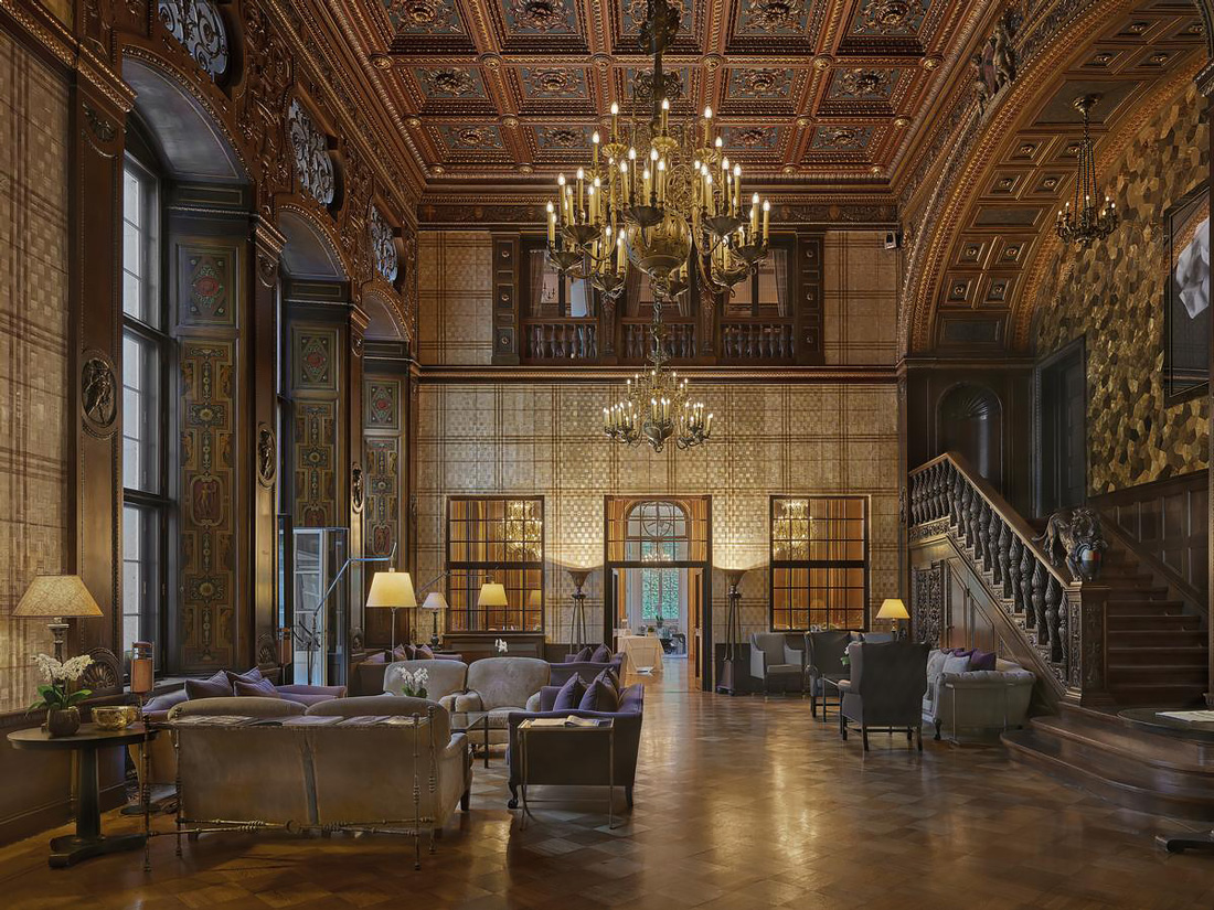 Luxury design hotel in Berlin