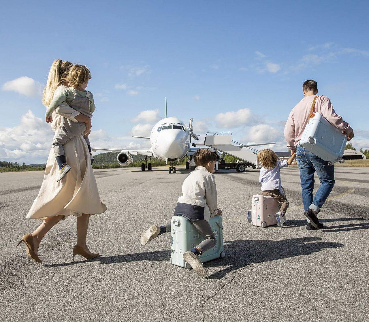 Best Carry-On Luggage for Kids
